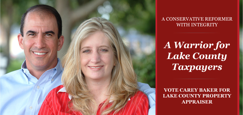 A Warrior for Lake County Taxpayers